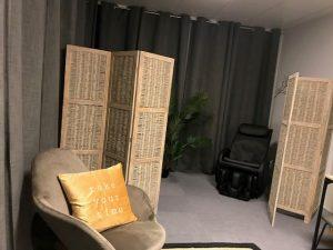 La salle Zen