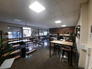Salle de travail en accès libre